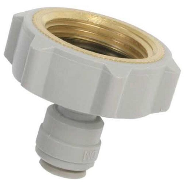Kraannippel Voor Wasmachinekraan | 8mm slang