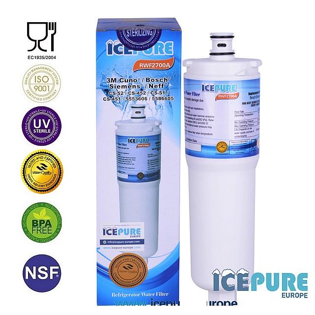 Kuppersbusch CS-52 Waterfilter van Icepure RWF2700A
