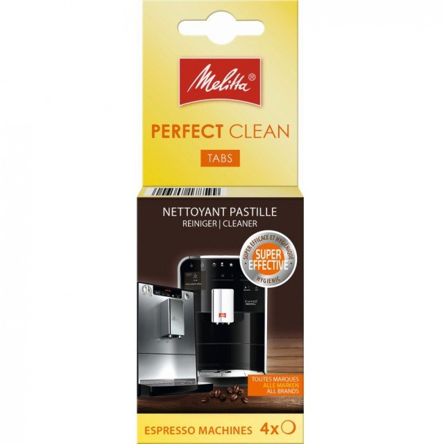Melitta 6545529 Reinigingstabletten Perfect Clean 6747183