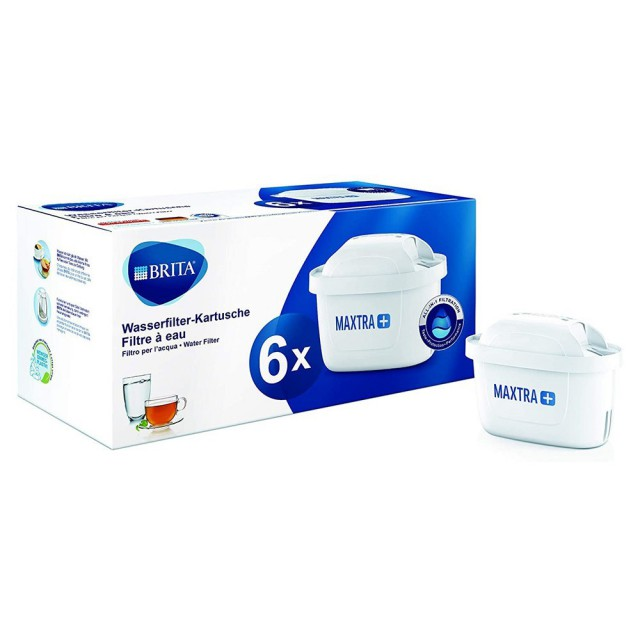 Brita Maxtra+ Waterfilter 6-Pack
