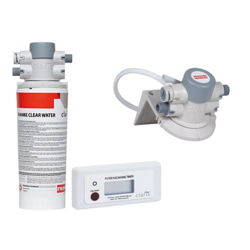 Franke Filter : Franke Pro M Waterfilter en Filterkop